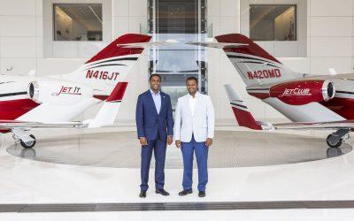 AIN Online Jet It Founders Launch European Sister Jet Club
