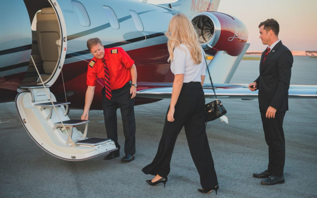 Top Five Reasons Why Business Aviation is an Essential Tool for Companies